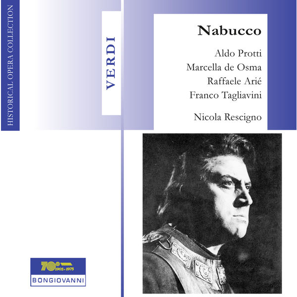 Nicola Rescigno - Verdi: Nabucco