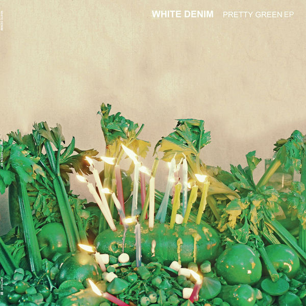 White Denim - Pretty Green - EP