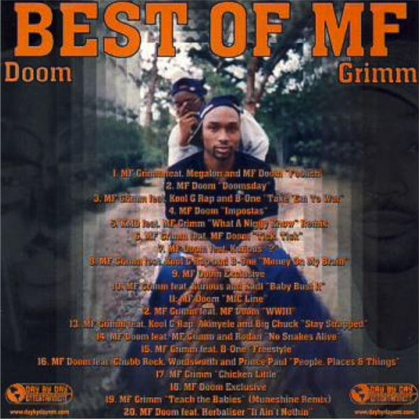 MF Doom - Best of Mf