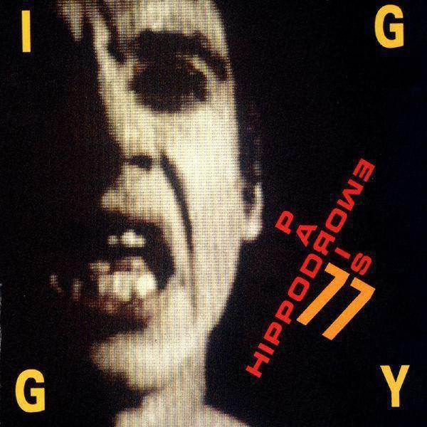Iggy Pop - Hippodrome Paris - 1977