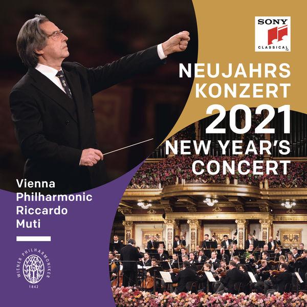Riccardo Muti - Neujahrskonzert 2021 / New Year's Concert 2021 / Concert du Nouvel An 2021