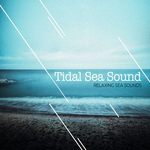 Tidal Sea Sound | Relaxing Sea Sounds to stream in hi-fi, or to