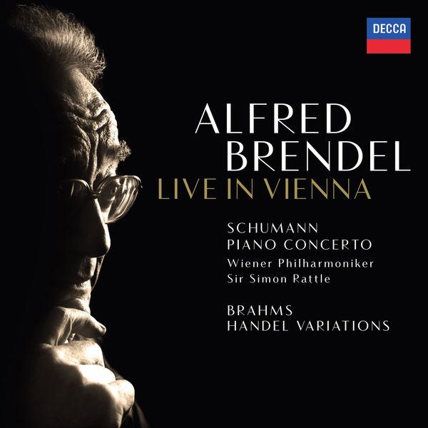 Alfred Brendel - Schumann: Piano Concerto - Brahms: Handel Variations