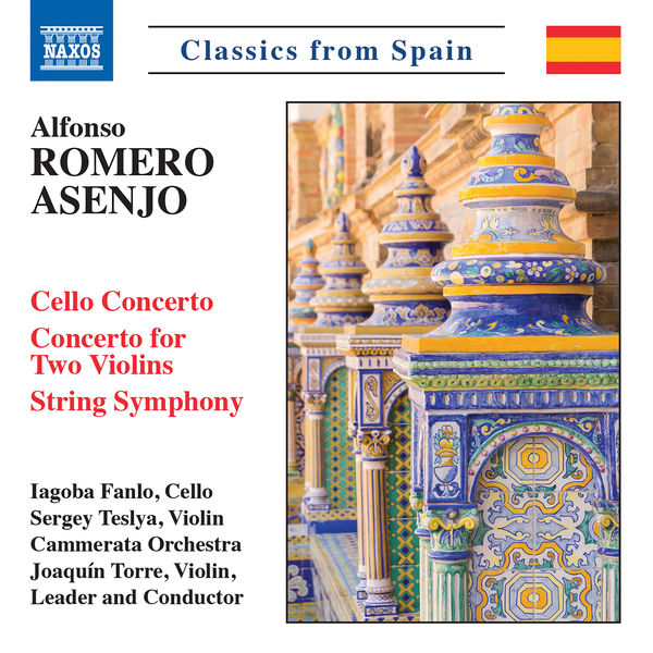 Cammerata Orchestra - Alfonso Romero Asenjo: Works for Strings