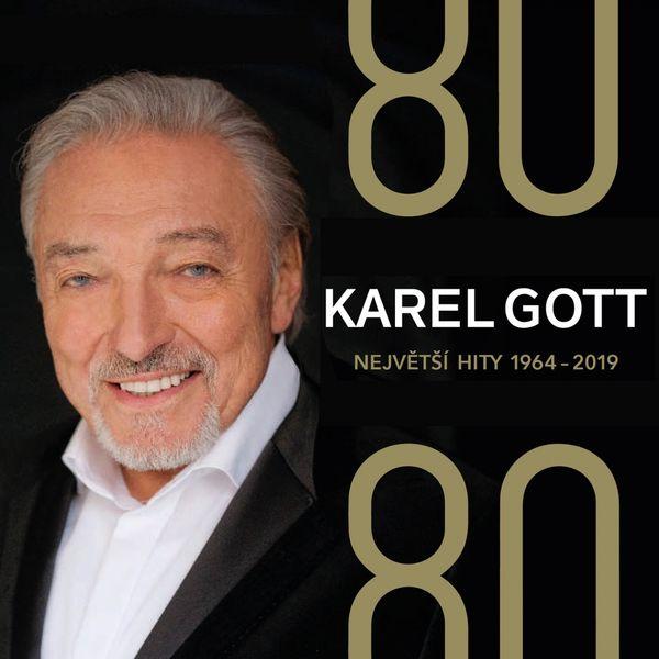 Karel Gott - 80/80 největší hity 1964-2019