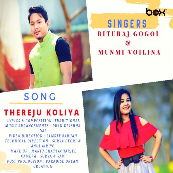 Thereju Koliya | Rituraj Gogoi, Munmi Voilina – Download and listen