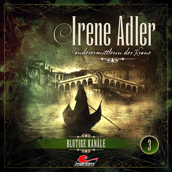 Irene Adler - Sonderermittlerin der Krone, Folge 3: Blutige Kanäle