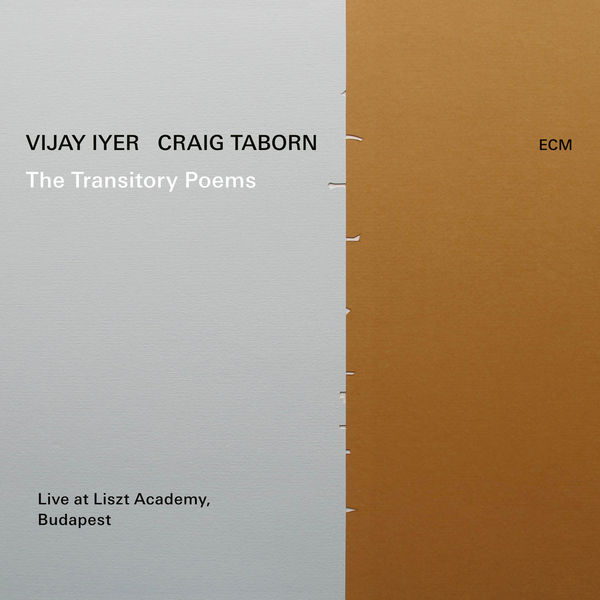 Vijay Iyer - The Transitory Poems