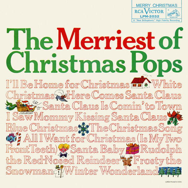 Various Artists - The Merriest of Christmas Pops