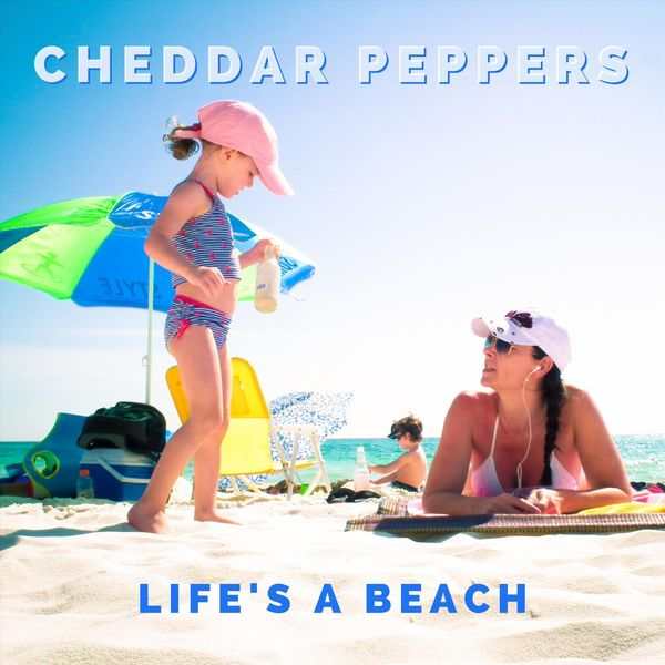 Cheddar Peppers - Life's a Beach