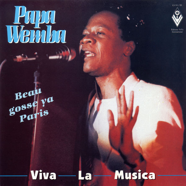 Papa Wemba - Beau Gosse Ya Paris