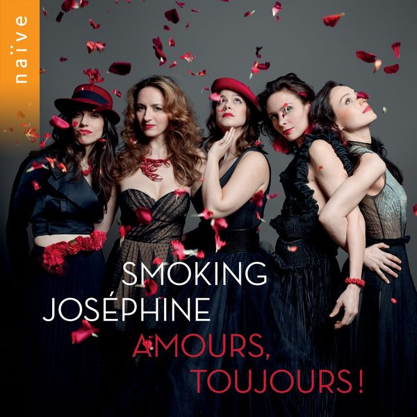 Smoking Joséphine - Liebesträume (Arr. for String Quintet by Nicolas Worms)