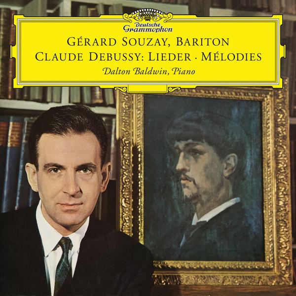 Gérard Souzay - Debussy: Mélodies