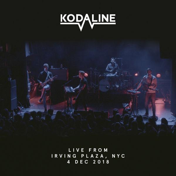 Kodaline - Live from Irving Plaza, NYC, 4 Dec 2018