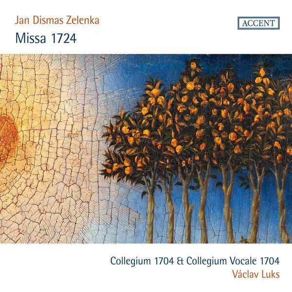 Collegium 1704 - Missa 1724