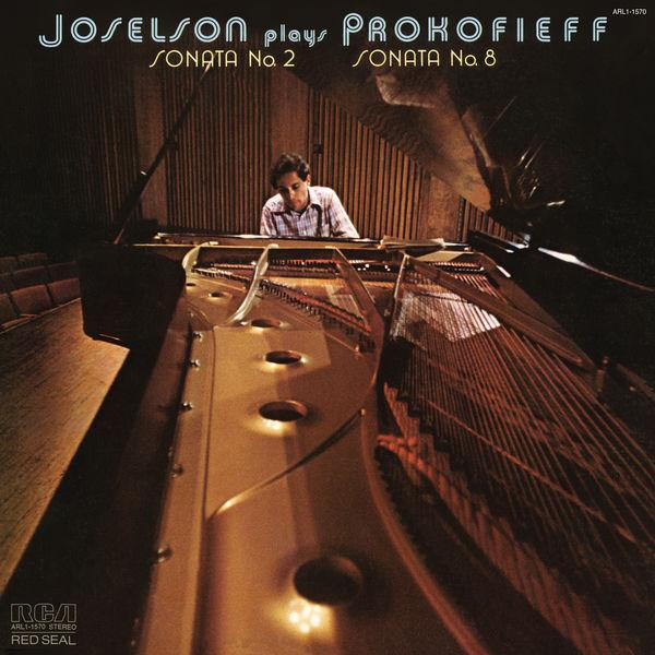 Tedd Joselson - Prokofiev: Piano Sonata No. 8 in B-Flat Major, Op. 84 & Piano Sonata No. 2 in D Minor, Op. 14 (Remastered)