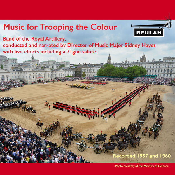 Major Sidney Hays - Music for Trooping the Colour