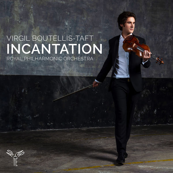 Virgil Boutellis-Taft - Incantation