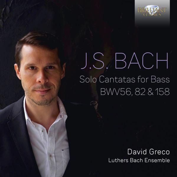 Tymen Jan Bronda - J.S. Bach: Solo Cantatas for Bass BWV56, 82 & 158