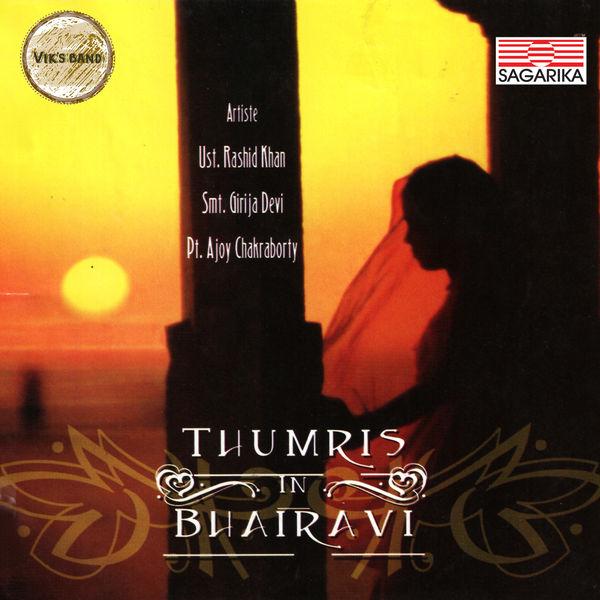Ustad Rashid Khan - Thumris in Bhairavi