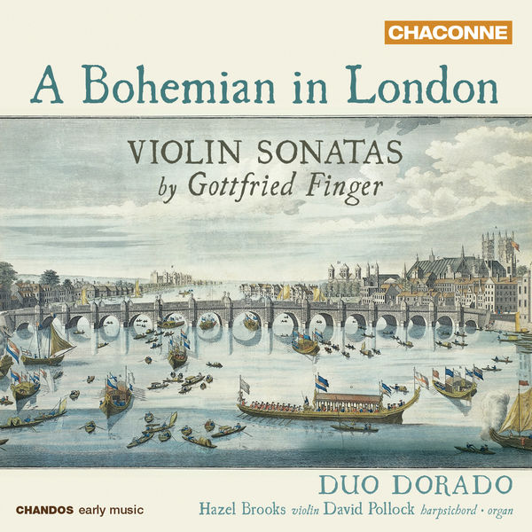 Duo Dorado - A Bohemian in London