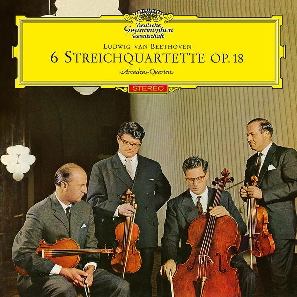 Amadeus Quartet - Beethoven: Streichquartette, Op. 18