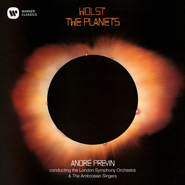 André Previn - Holst: The Planets, Op. 32