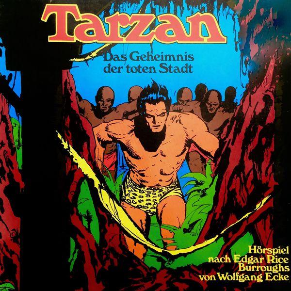 Tarzan - Folge 4: Das Geheimnis der toten Stadt
