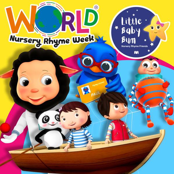Little Baby Bum Nursery Rhyme Friends - World Nursery Rhyme Week with Little Baby Bum