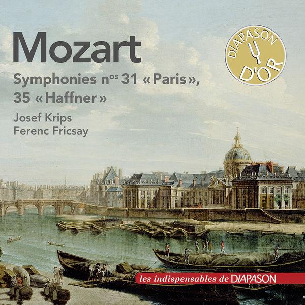 Ferenc Fricsay - Mozart : Symphonies Nos. 31 & 35