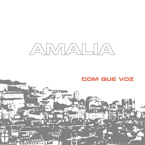 Amalia Rodrigues - Com que voz
