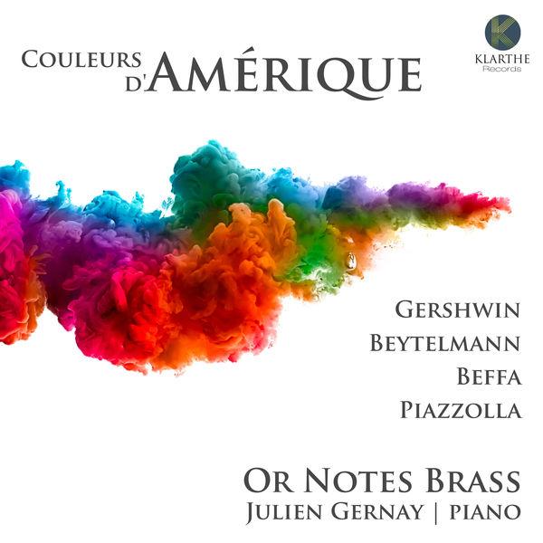 Or Notes Brass - Couleurs d'Amérique