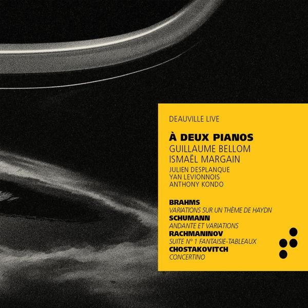 Guillaume Bellom - À deux pianos (Live at Deauville)