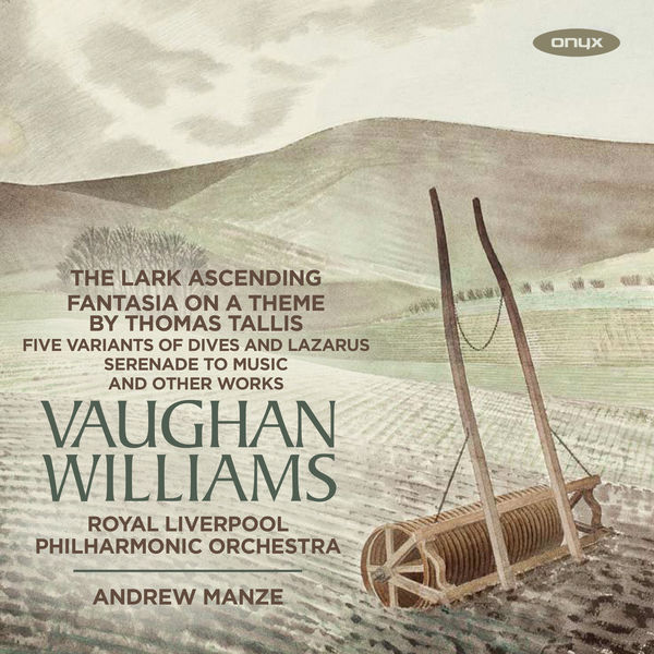 Royal Liverpool Philharmonic Orchestra - Vaughan Williams: Orchestral works