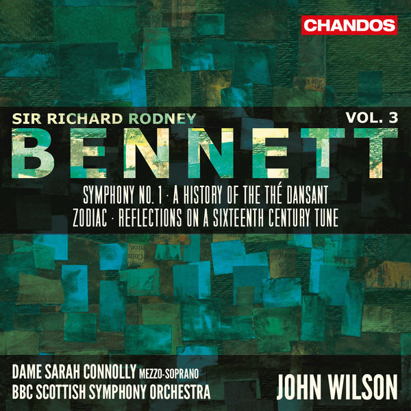 BBC Scottish Symphony Orchestra - Bennett: Orchestral Works, Vol. 3