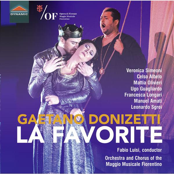 Orchestre du Mai Musical Florentin  - Donizetti: La favorite