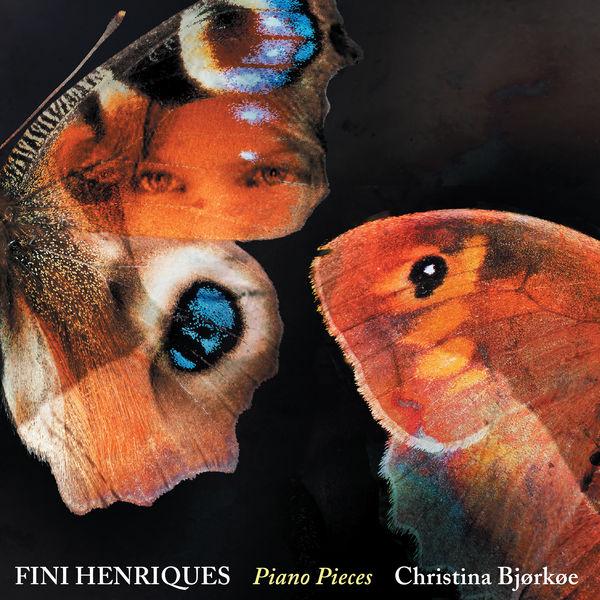 Christina Bjørkøe - Piano Pieces