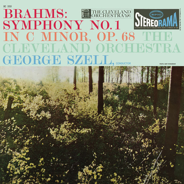 George Szell - Brahms: Symphony No. 1, Op. 68 ((Remastered))