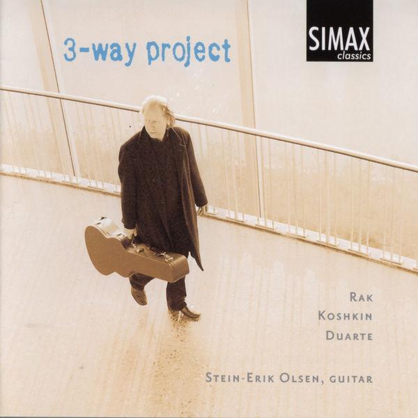 Stein-Erik Olsen - 3-Way Project