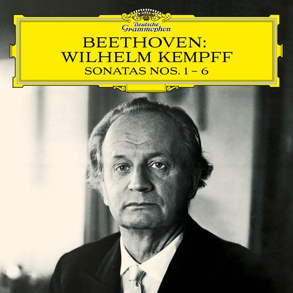Wilhelm Kempff - Beethoven: Sonatas Nos. 1 - 6