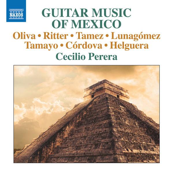 Cecilio Perera - Guitar Music of Mexico