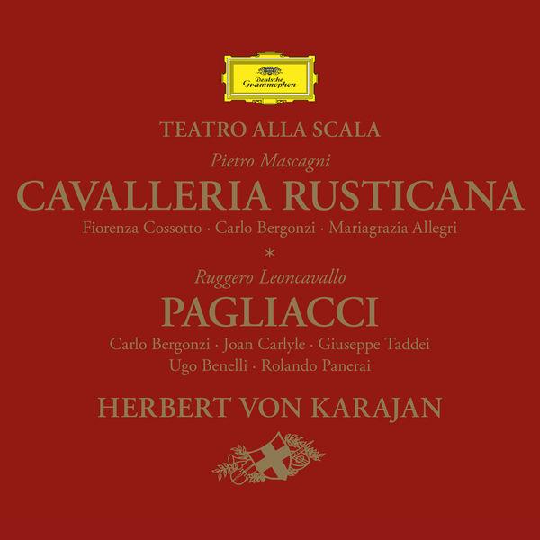 Herbert von Karajan - Mascagni: Cavalleria rusticana / Leoncavallo: Pagliacci