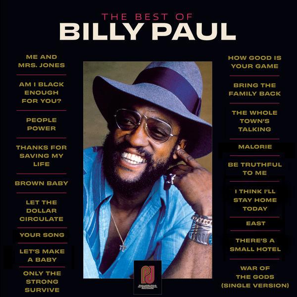Billy Paul|The Best Of Billy Paul