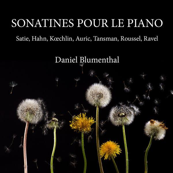 Daniel Blumenthal - Sonatines pour le piano