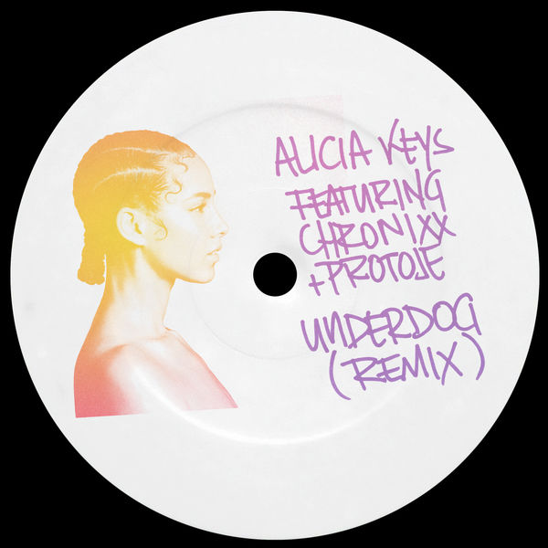 Alicia Keys - Underdog (Remix)
