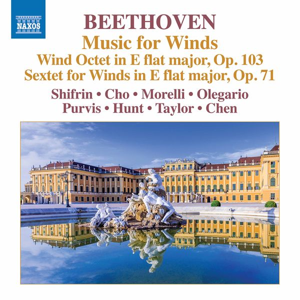 David Shifrin - Beethoven: Music for Winds