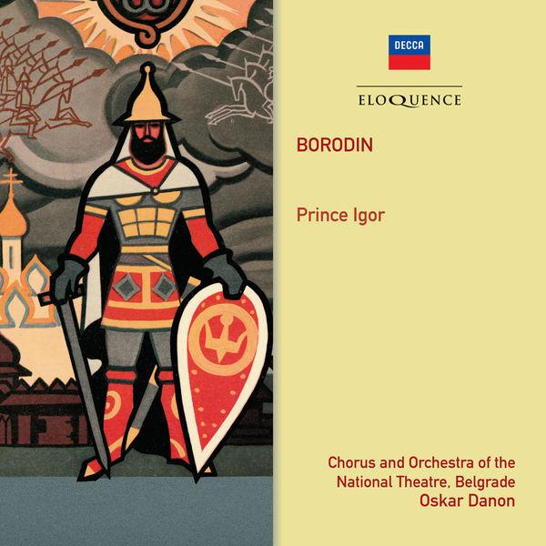 Oskar Danon - Borodin : Prince Igor