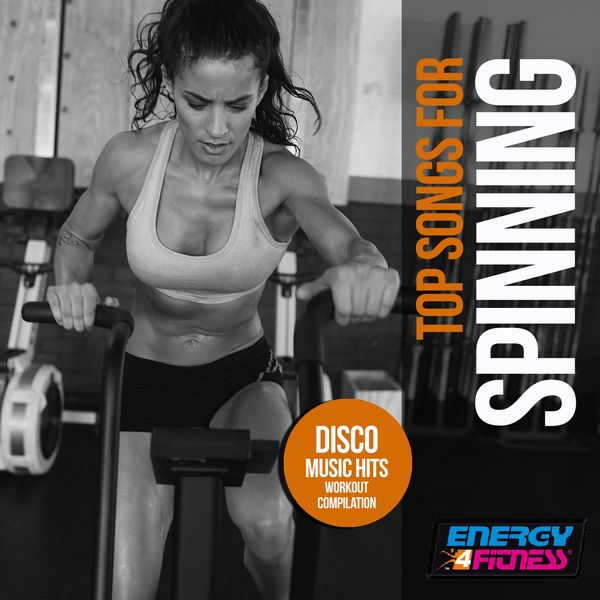 Various Artists - Top Songs For Spinning Disco Music Hits Workout Compilation