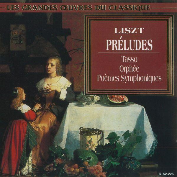 Album Liszt Symphonic Poems Franz Liszt By Various Artists