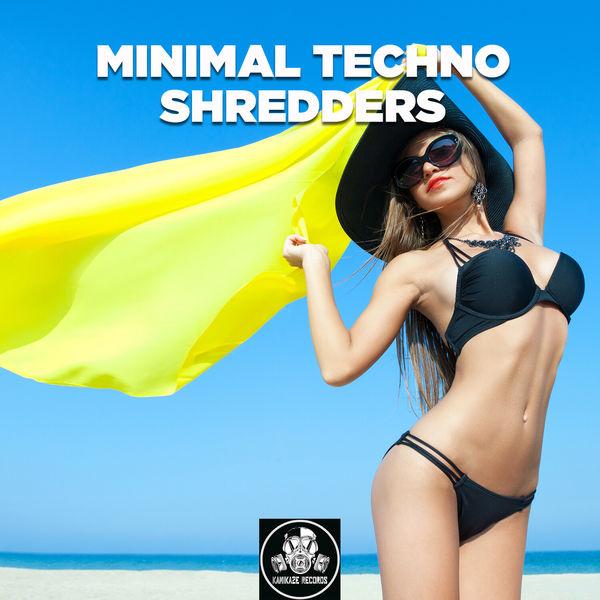 Various Artists - Minimal Techno Shredders